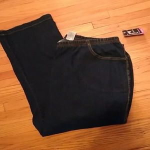 Just my size jeans in 3x petite.NWT